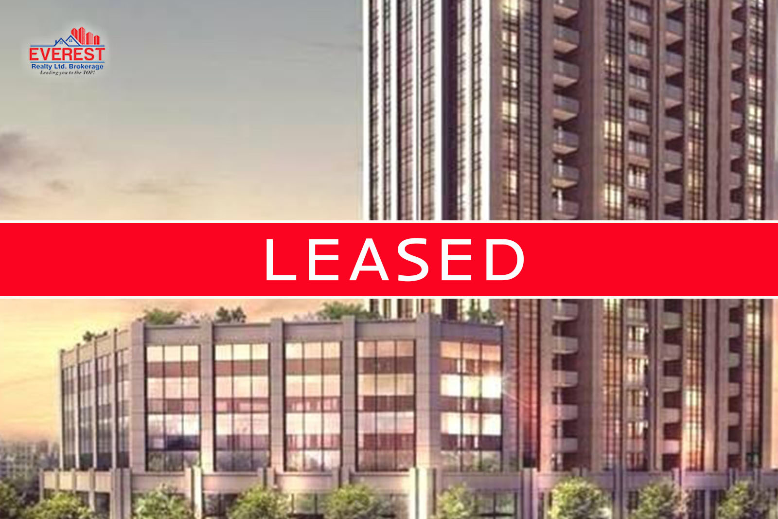 For Rent: #519 – 9085 Jane St, Vaughan