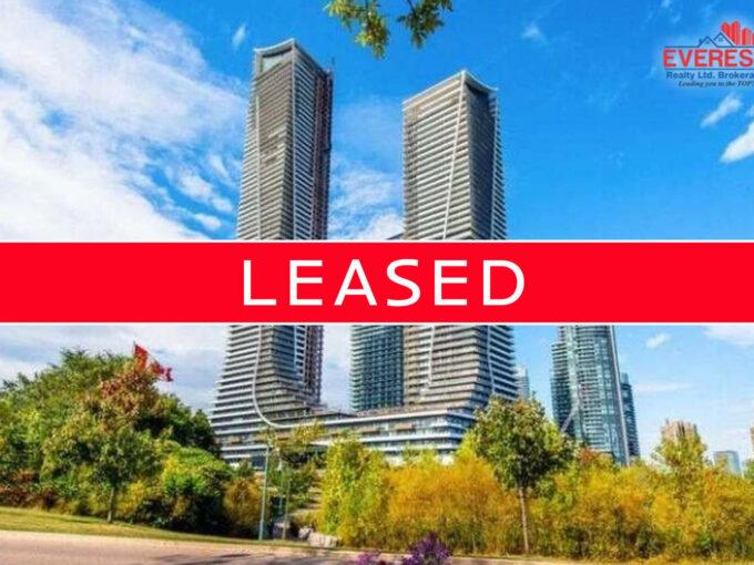 For Rent: 5801 – 30 Shore Breeze Dr, Toronto